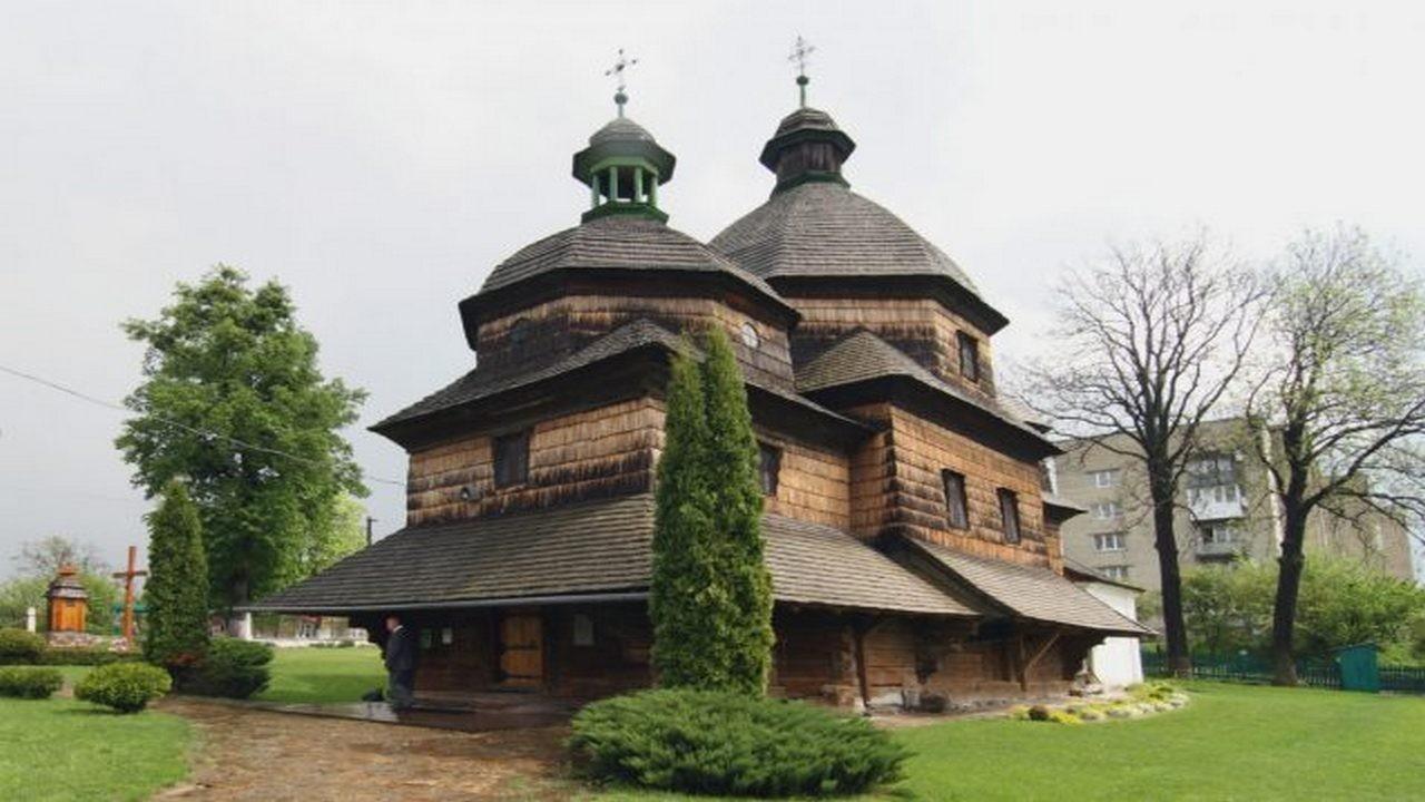 "Результат пошуку зображень за запитом ""дерев'яну церкву в Жовкві"""